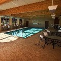 Swimming pool at Hampton Inn Marquette Waterfront