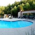 Swimming pool at Hampton Inn Martinsville