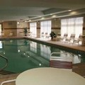 Swimming pool at Hampton Inn Matamoras