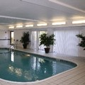 Swimming pool at Hampton Inn Mattoon