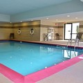 Swimming pool at Hampton Inn Medina