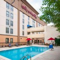 Swimming pool at Hampton Inn Metairie