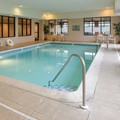 Swimming pool at Hampton Inn Milford De