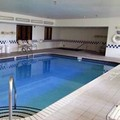 Swimming pool at Hampton Inn Minneapolis / Burnsville