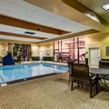 Swimming pool at Hampton Inn Monroeville