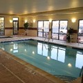 Swimming pool at Hampton Inn Montrose