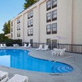 Exterior of Hampton Inn Mount Laurel