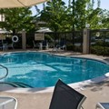 Swimming pool at Hampton Inn New Bedford / Fairhaven