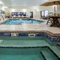 Swimming pool at Hampton Inn North Sioux City