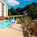 Swimming pool at Hampton Inn Northlake
