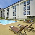 Swimming pool at Hampton Inn Northville