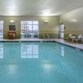 Swimming pool at Hampton Inn Owings Mills