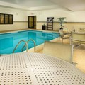 Swimming pool at Hampton Inn Pampa Tx