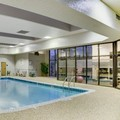 Swimming pool at Hampton Inn Pittsburgh / Cranberry