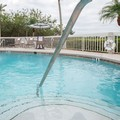Swimming pool at Hampton Inn Port Charlotte / Punta Gorda