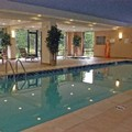 Swimming pool at Hampton Inn Raynham Taunton