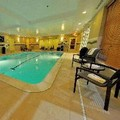 Swimming pool at Hampton Inn Richmond Airport / Downtown