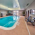 Swimming pool at Hampton Inn Rochester Irondequoit