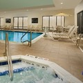 Swimming pool at Hampton Inn Rochester North