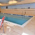 Swimming pool at Hampton Inn Rome Ny