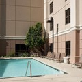 Swimming pool at Hampton Inn Round Rock