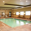 Swimming pool at Hampton Inn Seattle / Everett Downtown