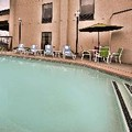 Swimming pool at Hampton Inn Seekonk