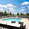 Swimming pool at Hampton Inn Simpsonville