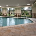 Swimming pool at Hampton Inn South