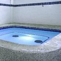 Swimming pool at Hampton Inn South / Heritage Park