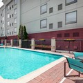 Swimming pool at Hampton Inn South Plainfield Piscataway