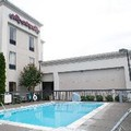 Swimming pool at Hampton Inn Springfield