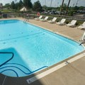 Pool image of Hampton Inn Springfield South