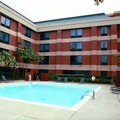 Swimming pool at Hampton Inn Stone Mountain
