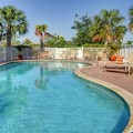 Swimming pool at Hampton Inn & Sts. Ft. Lauderdale West Sawgrass /