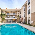 Swimming pool at Hampton Inn & Suite