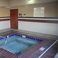 Swimming pool at Hampton Inn & Suites