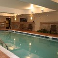Pool image of Hampton Inn & Suites Albany Airport