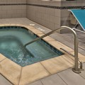 Swimming pool at Hampton Inn & Suites Albuquerque Airport