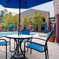 Swimming pool at Hampton Inn & Suites Alpharetta Windward