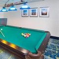 Swimming pool at Hampton Inn & Suites Annapolis