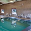 Swimming pool at Hampton Inn & Suites Astoria