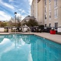 Swimming pool at Hampton Inn & Suites Austin Airport