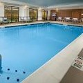 Swimming pool at Hampton Inn & Suites Baltimore / Woodlawn