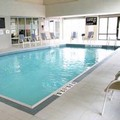 Swimming pool at Hampton Inn & Suites Barrie