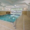 Swimming pool at Hampton Inn & Suites Berkshires Lenox