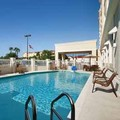 Swimming pool at Hampton Inn & Suites Bradenton Downtown