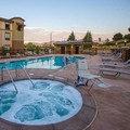 Swimming pool at Hampton Inn & Suites Buellton / Santa Ynez Valley
