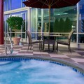 Swimming pool at Hampton Inn & Suites Buffalo Downtown