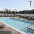 Swimming pool at Hampton Inn & Suites Cape Cod